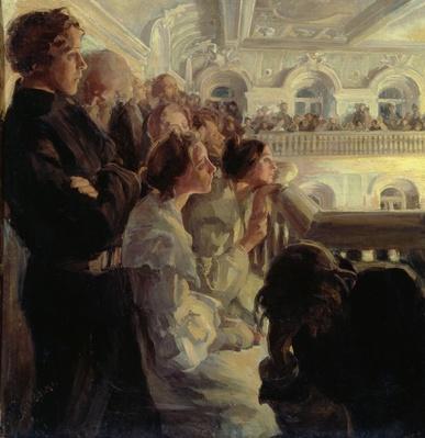 Music, 1902-03