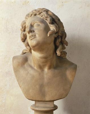 Bust of Alexander III