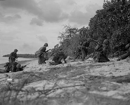 Saipan: Scurrying for Cover | Ken Burns & Lynn Novick: The War