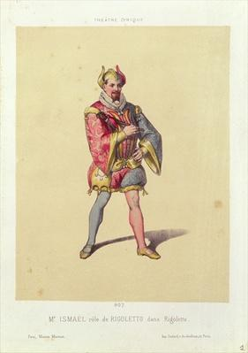 Rigoletto from 'Rigoletto' by Giuseppe Verdi