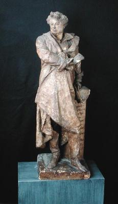 Statue of Alexandre Dumas Pere