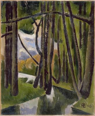 Undergrowth, 1910
