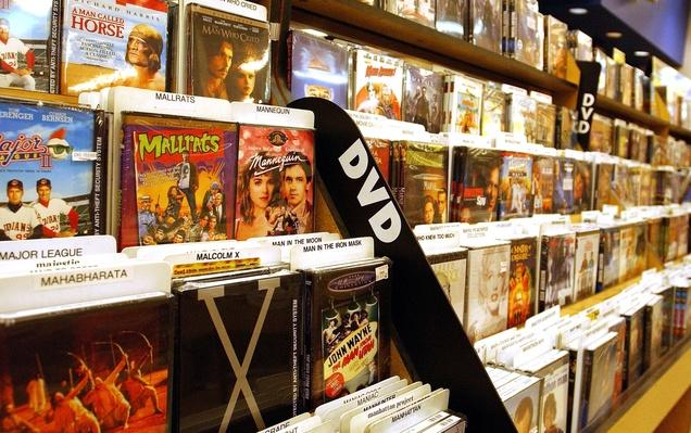 DVD Rentals Top VHS In U.S | Home Entertainment Technologies