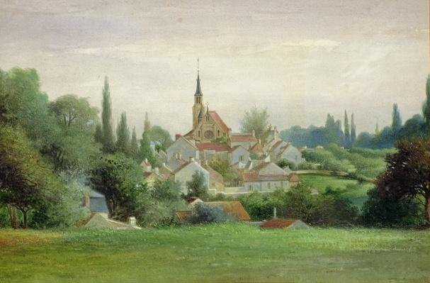 Verriere-le-Buisson, c.1880