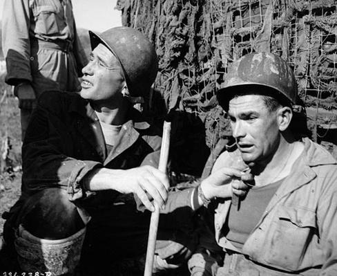 Shell Shocked At Cassino | Ken Burns: The War