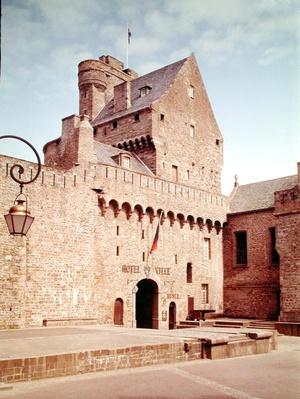 The Grand Donjon, built in 1424