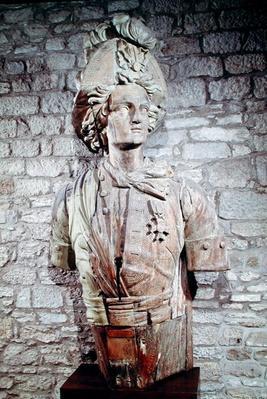 Figurehead of Rene Duguay-Trouin