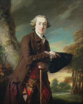 Portrait of Charles Colmore, c.1760-65