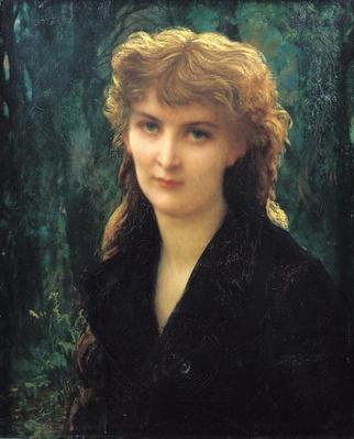 Baronness Eleonore d'Uckermann