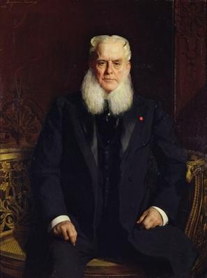 Portrait of Alfred Chauchard