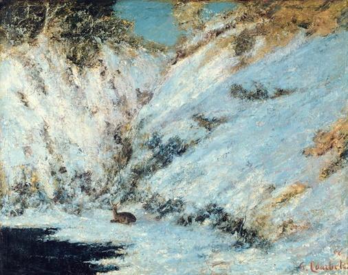 Snowy Landscape, 1866