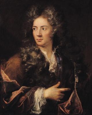 Portrait of Gerard Audran