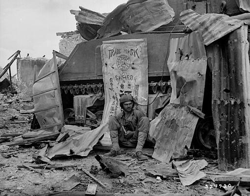 Saipan: Amid Combat Debris | Ken Burns: The War