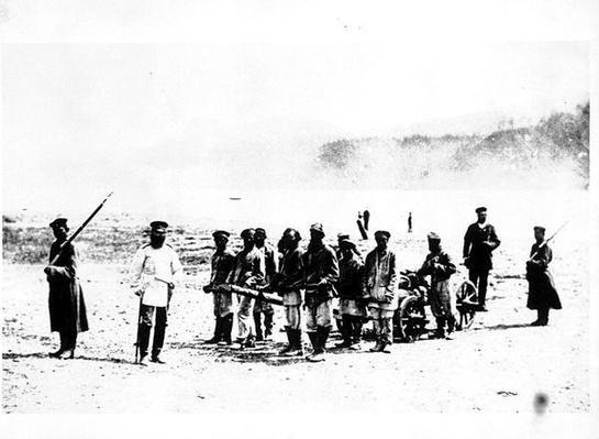 Prisoners in Siberia, 1897