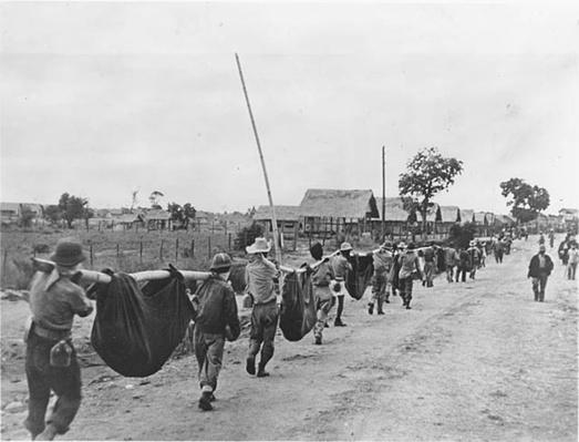 Bataan Death March: Carrying the Dead | Ken Burns: The War