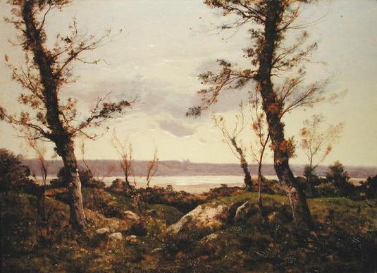 The Estuary, 1895