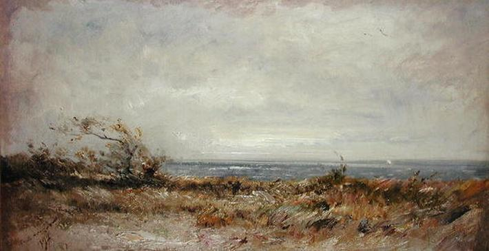 Brittany Landscape, 1897