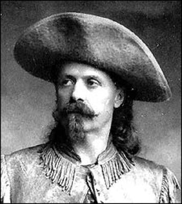 "William F. (""Buffalo Bill"") Cody 