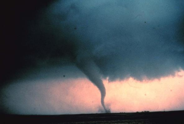 The 'Rope' Stage Of A Tornado | Weather