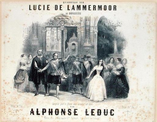 'Lucia de Lammermoor' by Gaetano Donizetti