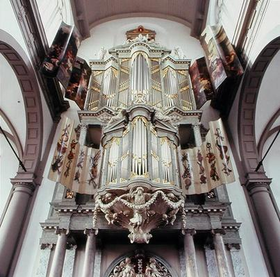 Organ, 1686