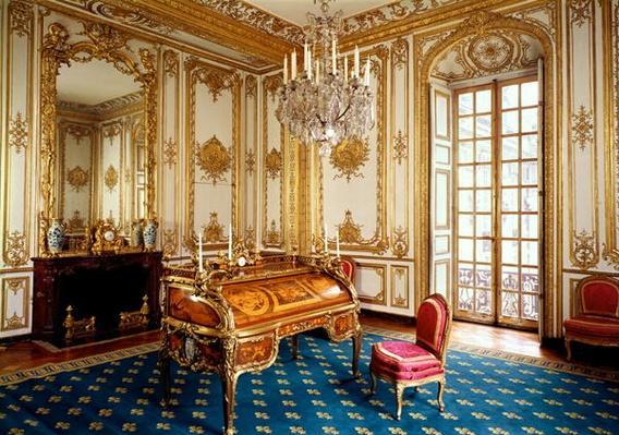 Louis XV's Private Study, 1753-60