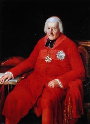 Cardinal Jean-Baptiste de Belloy-Morangle