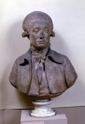 Bust of Marie Jean Antoine Nicolas de Caritat