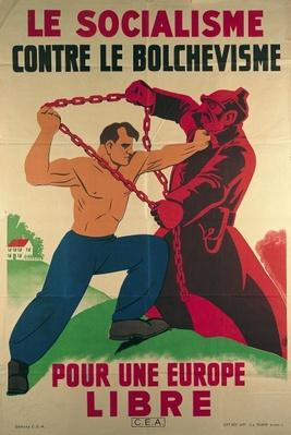 'Socialism Against Bolshevism for a Free Europe', 1939-45