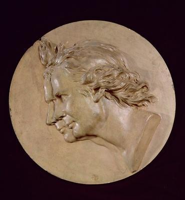 Medallion depicting Joseph