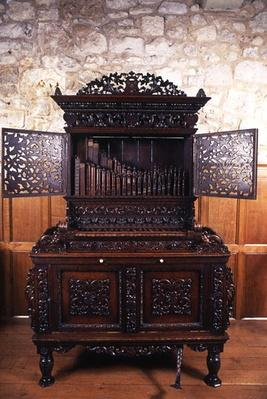 Viennese Organ, c.1602