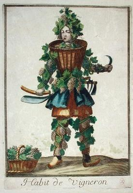 The Vintner's Costume