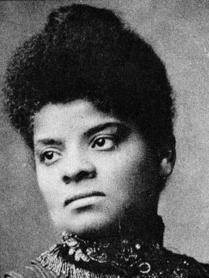 Journalist And Suffragist Ida Wells Barnett | Women's Suffrage | U.S. History