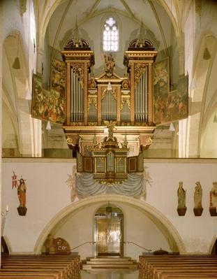 Organ, c.1618