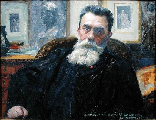 Portrait of Victor A. Laloux