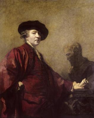 Self portrait, c.1779-80