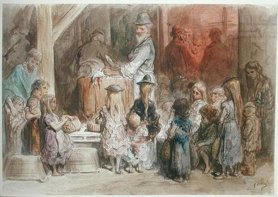 The Charity of the Fishmongers