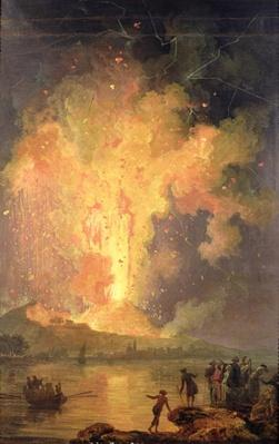 The Eruption of Mount Vesuvius in 1779, 1779-1802