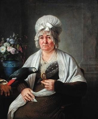 Portrait of Madame Pierre Guibert, 1809