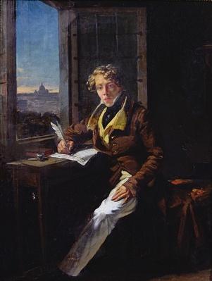 Portrait of Victor Rifaut