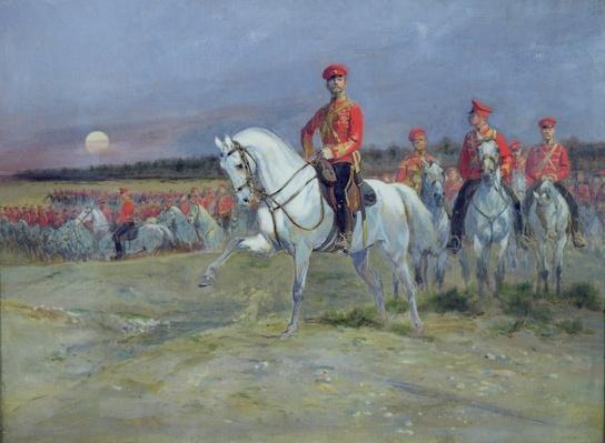Tsarevich Nicolas