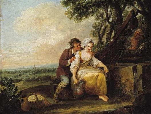 Scene Galante, 1774