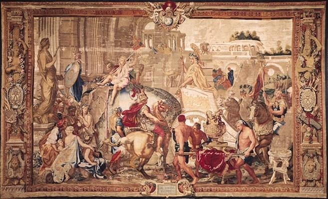 The Entrance of Alexander III