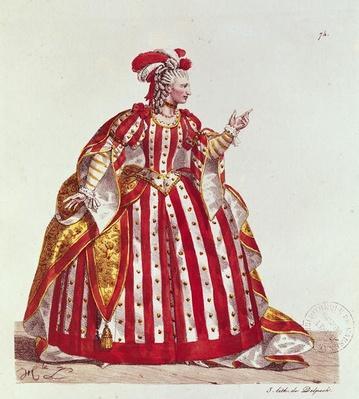 Mademoiselle Dumesnil