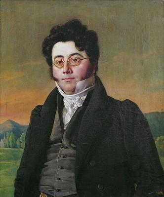 Portrait of Louis Auguste Baudelocque