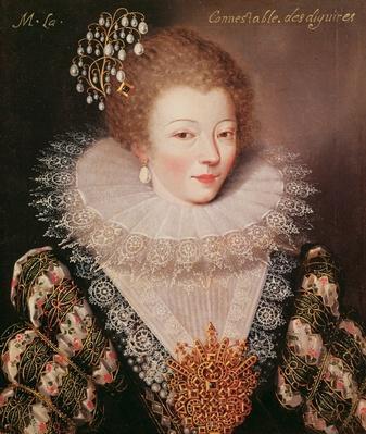 Portrait of Marie Vignon