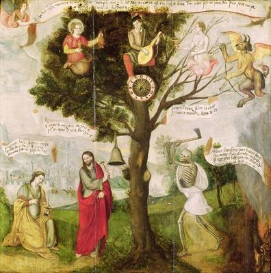 The Tree of Good and Evil