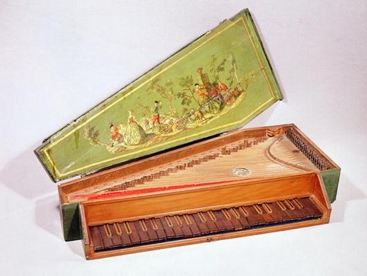 Spinet, 1746