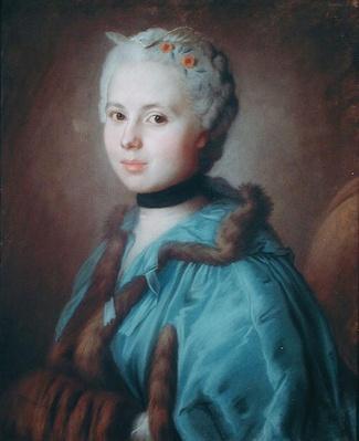 Portrait of Madame Hovyn de Tranchere