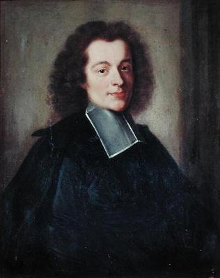 Portrait presumed to be Voltaire